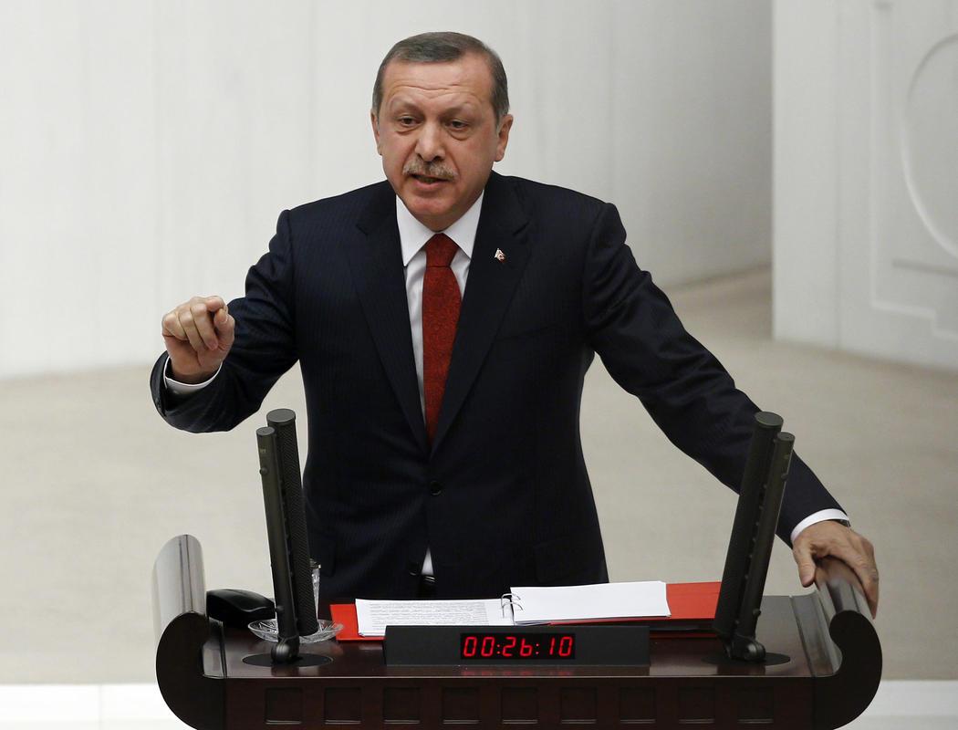 Erdogan Parlement