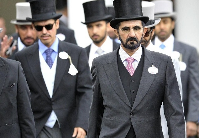 scheich-mohammed-bin-raschid-al-maktum-in--VAE-UAE-
