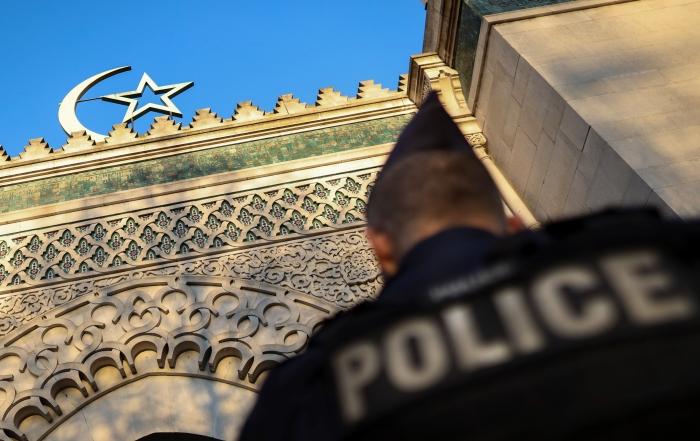 France against Islam